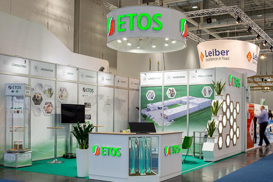 Stoisko targowe – ETOS Hannover Niemcy 2018
