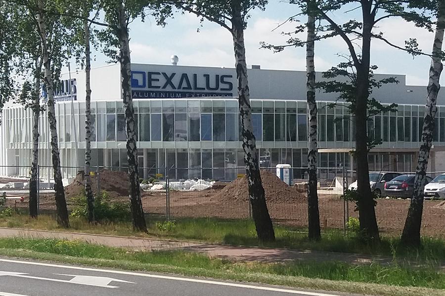 Litery Przestrzenne – Exalus Gołuchów
