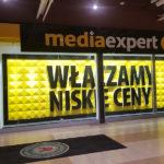 Portal wejściowy – Media Expert Auchan Kołbaskowo