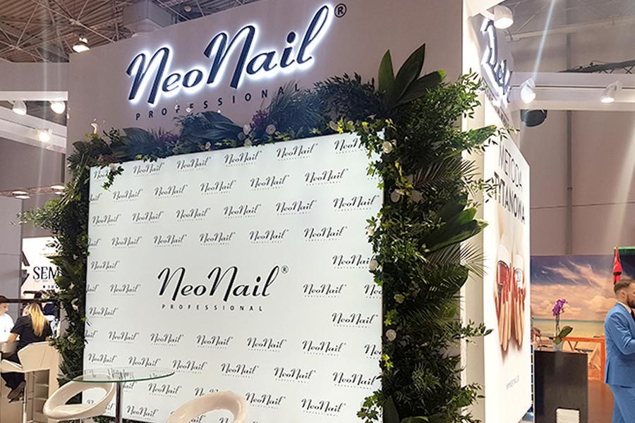 Stoisko targowe – NeoNail Targi Beauty Vision Poznań 2017