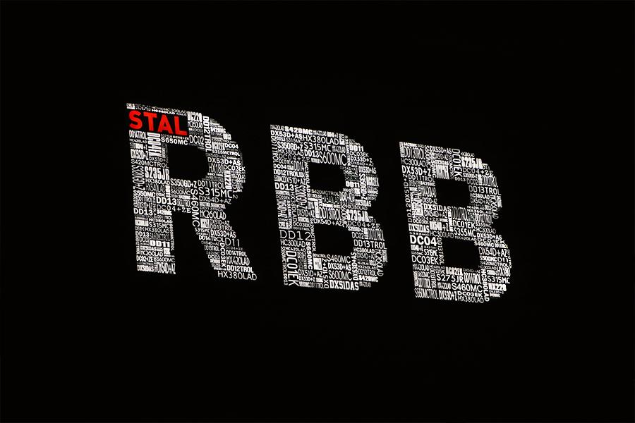 Podświetlane litery przestrzenne – RBB Jarocin